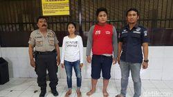 Pasutri di Surabaya Kompak Jadi Kurir Sabu Untuk Biaya Persalinan