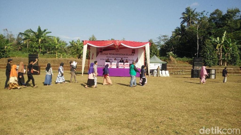 Hari Ini 785 Calon Adu Nasib dalam Pilkades Serentak di Banyumas