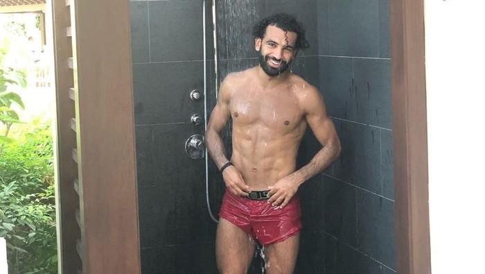 Mohamed Salah. Foto: Instagram/mosalah