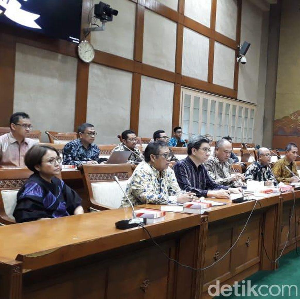 Rapat di DPR, Jiwasraya Diminta Bikin Strategi Bayar Tunggakan