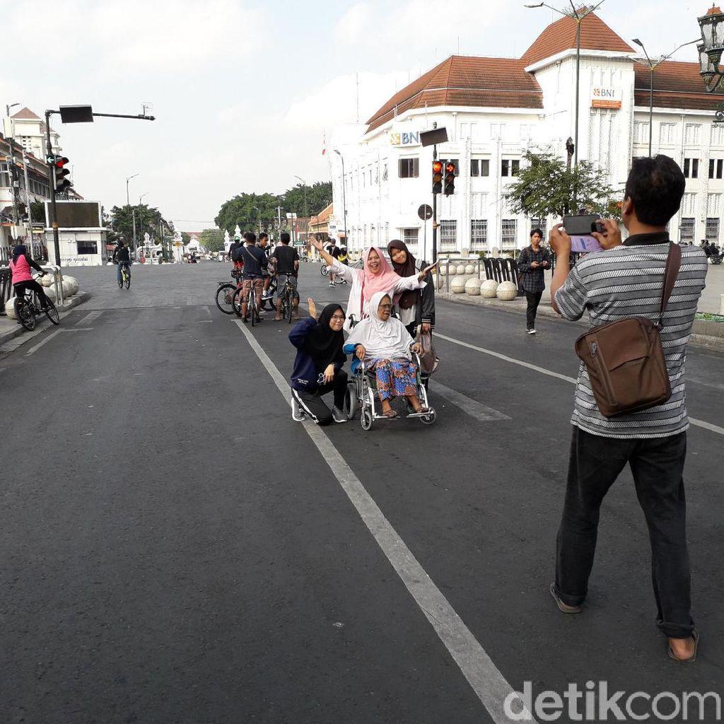 Pengumuman! Jalan Malioboro Kembali Bebas dari Kendaraan Bermotor Hari Ini