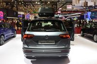 VW Tiguan Allspace rakitan Cikampek.