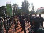 KLHK Gelar Apel Siaga, Polisi Hutan Lakukan Simulasi Penyergapan