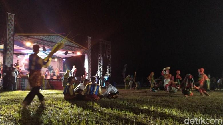 Pulau Banyak International Festival 2019 (Agus Setyadi/detikcom)
