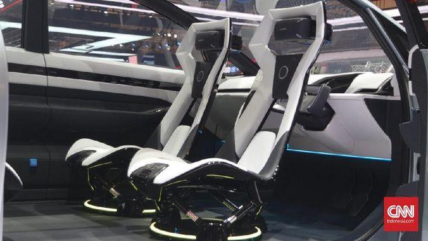 Konsep Hybrid Daihatsu Pakai Spion Kamera dan Pintu Geser