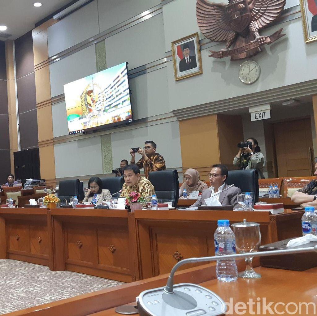 Pertimbangan Amnesti Baiq Diputuskan Besok, Komisi III Undang Menkum HAM