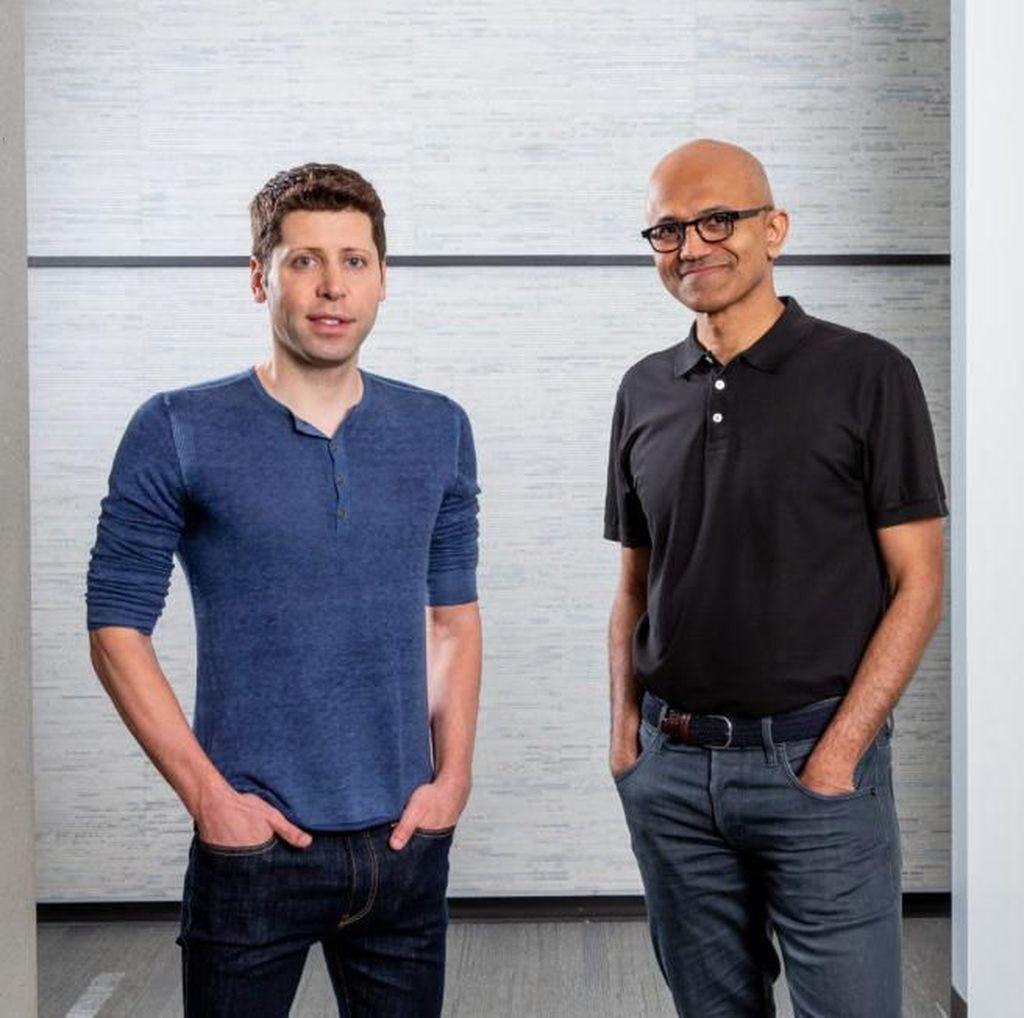 Microsoft Suntik Rp 13,9 Triliun ke OpenAI