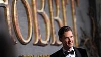 Benedict Cumberbatch Ngumpet dari Corona di Selandia Baru