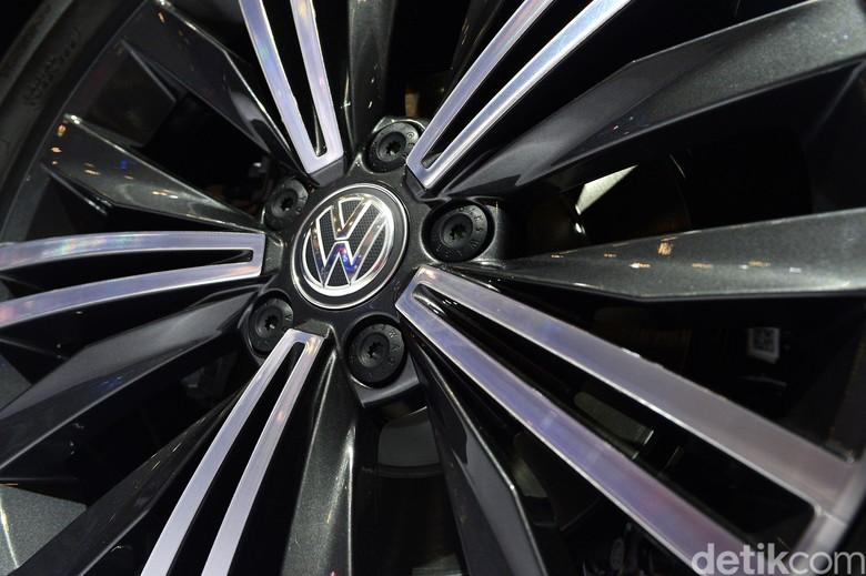 Volkswagen. Foto: Ari Saputra