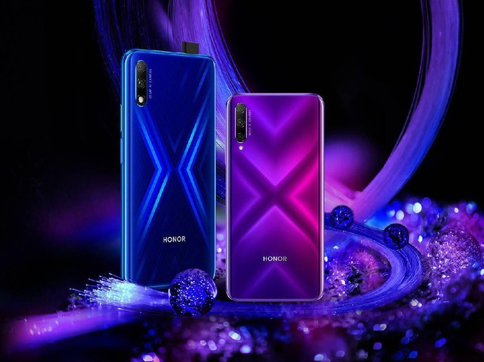 Honor 9X. Foto: Twitter/AndroidSaint