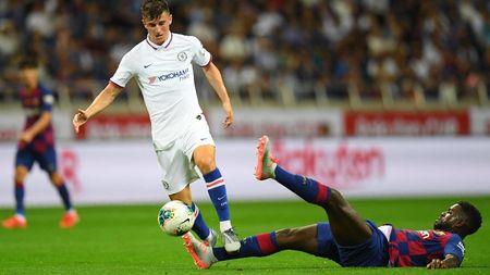 Laga Pramusim: Chelsea Kalahkan Barcelona 2-1