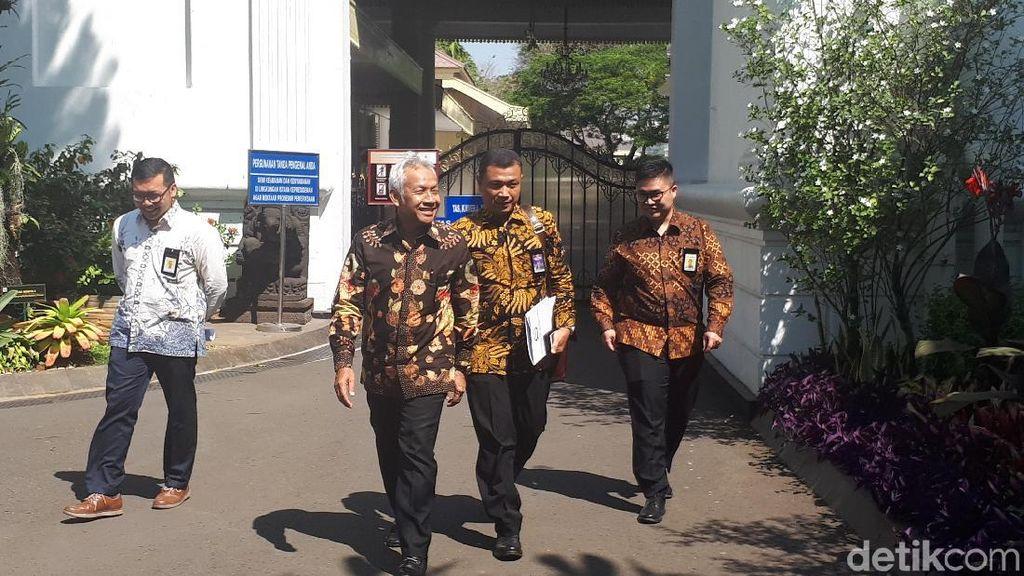 Wanbin Demokrat Bertemu Jokowi Beri 2 Undangan, Tepis Bahas Koalisi