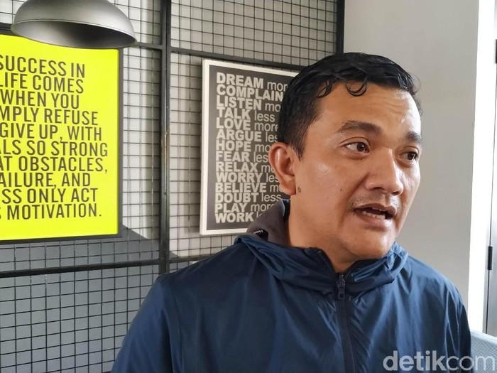 Kepala Dinas Pemberdayaan Masyarakat dan Desa (DPMD) Provinsi Jabar Dedi Sopandi.