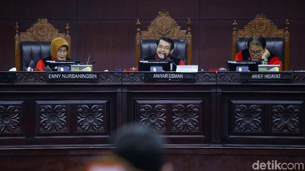 Gugatan Diterima MK, Caleg Golkar DPRK Banda Aceh Dapat 4 Suara
