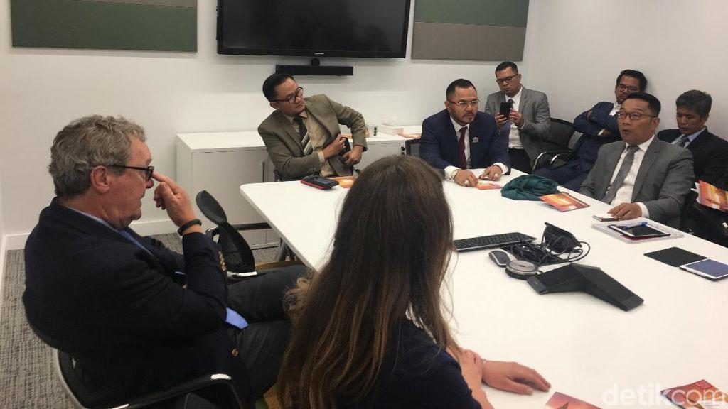 Evaluasi SMK, Ridwan Kamil akan Buat Sekolah Percontohan