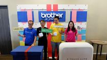 Sasar Industri Kreatif, Brother Luncurkan Printer P-Touch Cube