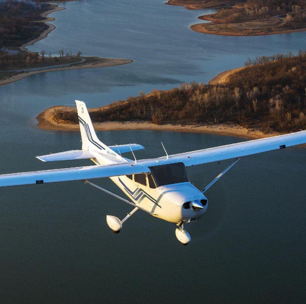 Mengenal Pesawat Cessna yang Jatuh di Indramayu