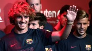 Griezmann Menunggu Ucapan Selamat Datang dari Messi