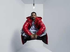 Pertamakalinya Jadi Model Fashion, Will Smith Digandeng Moncler