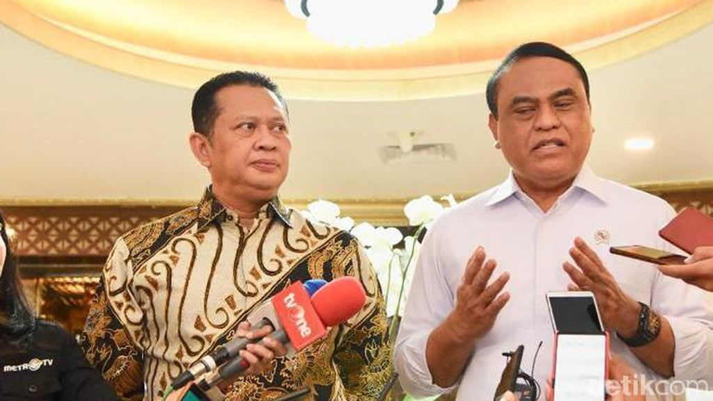 MenPAN-RB Bertemu Ketua DPR, Bahas Perampingan Birokrasi