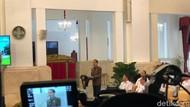 Jokowi Minta BMKG Tegas ke Pemda soal Lokasi Infrastruktur