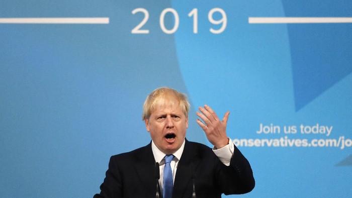 Boris Johnson (AP Photo/Frank Augstein)