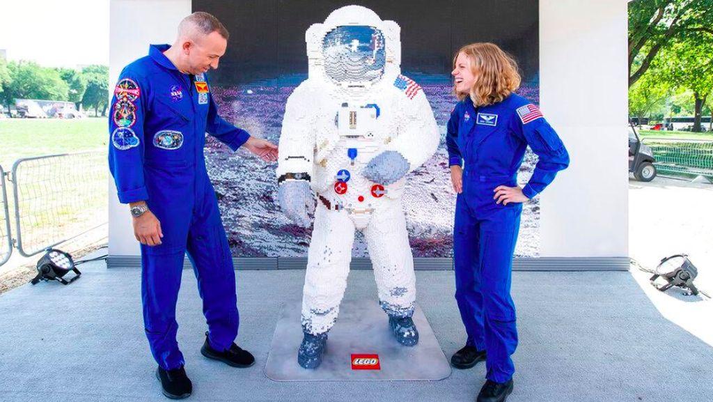 Peran NASA buat Lego