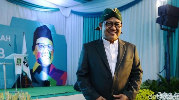 Partai Kebangkitan Bangsa (PKB) memperinati hari lahir (harlah) ke-21 di kantor DPP PKB, Jl Raden Saleh, Jakarta Pusat, Selasa (23/7/2019). Harlah dihadiri oleh Ketum PKB Muhaimin Iskandar, Wapres Jusuf Kalla, Zulkifli Hasan hingga Hidayat Nur Wahid.