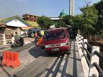 Warga Harap Jembatan di Tegal Alur Dibangun Ulang Secepatnya: Jalur Hidup
