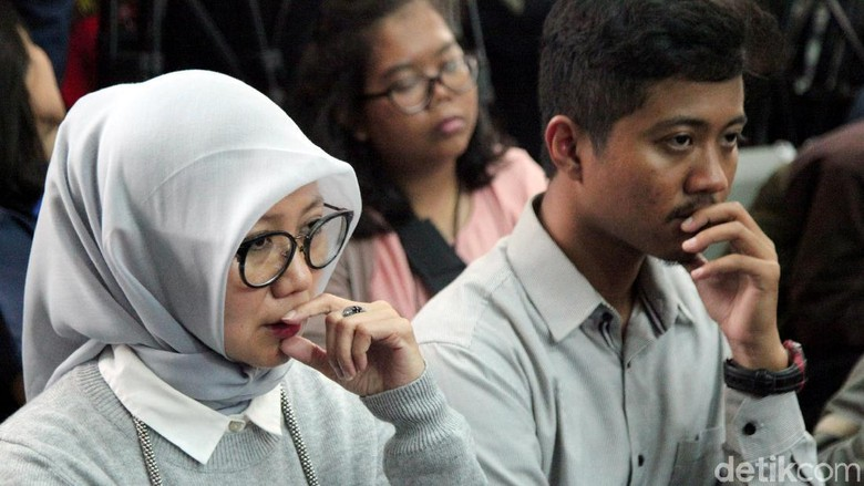 Ekspresi Keluarga Usai Joko Driyono Divonis 1,5 Tahun Bui