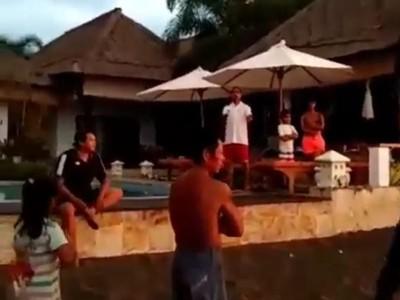 Heboh Turis Usir Warga di Pantai Bali, Tapi Diusir Balik