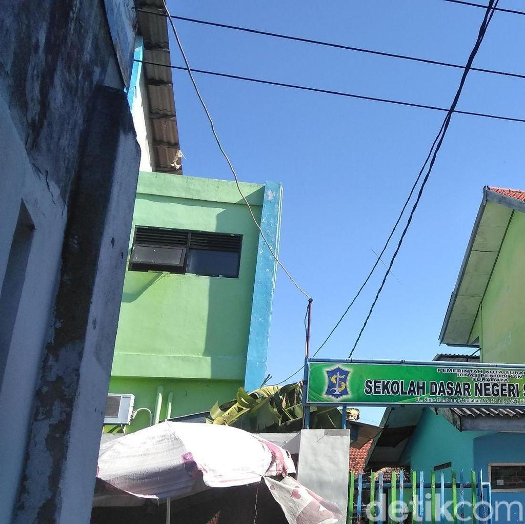 2 Siswa SD di Surabaya Trauma dan Enggan Sekolah Setelah Dicubit Guru