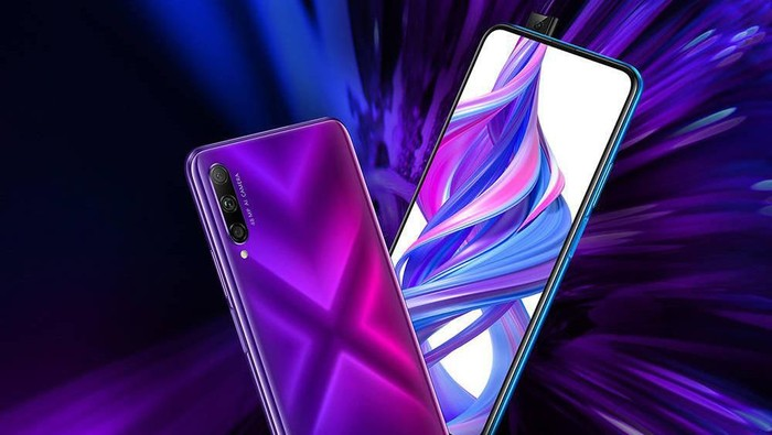 Honor 9X Pro. Foto: Twitter/AndroidSaint