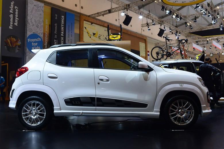 Renault Kwid. Foto: Ari Saputra