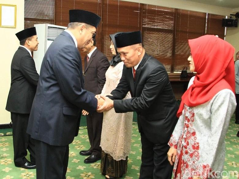 Mahmud Kembali Menjadi Rektor UIN SGD Bandung Periode 2019-2023