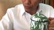 Jokowi Ungkap Ramuan Jamu Kebugarannya