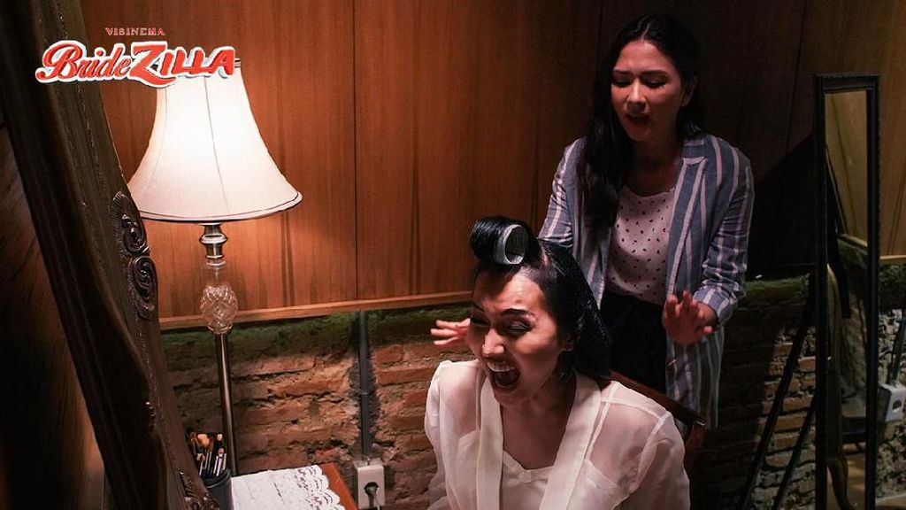 Sinopsis Bridezilla Dibintangi Jessica Mila, Tayang di Trans 7