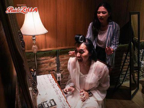 Eksklusif Behind The Scene 'Bridezilla