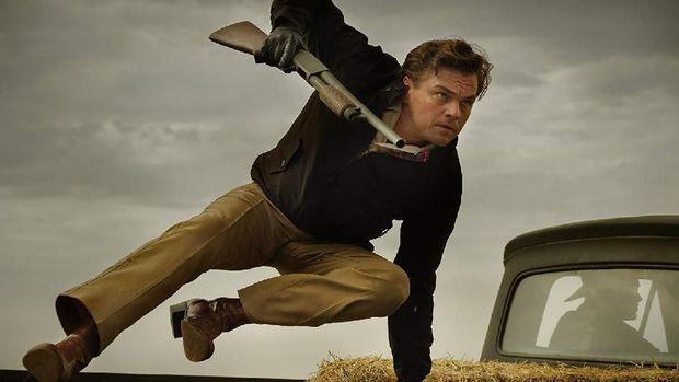 movie 2019 brad pitt Brad Pitt Dan DiCaprio Berduet Dalam Perubahan Hollywood