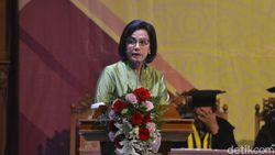 Sri Mulyani Ingatkan Anggota BPK Baru Pegang Sumpahnya