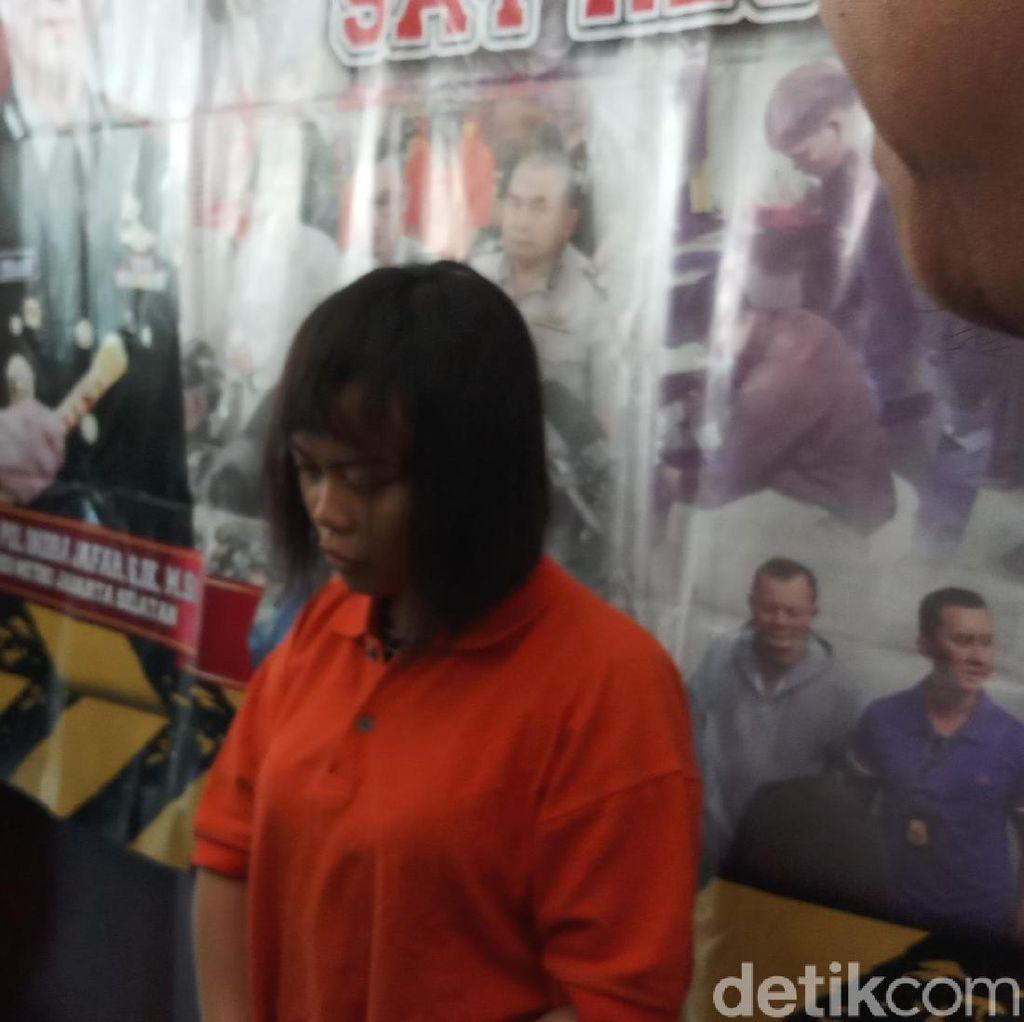 Wanita Pencuri Pakaian di Mal Pondok Indah Diringkus Polisi, Begini Modusnya