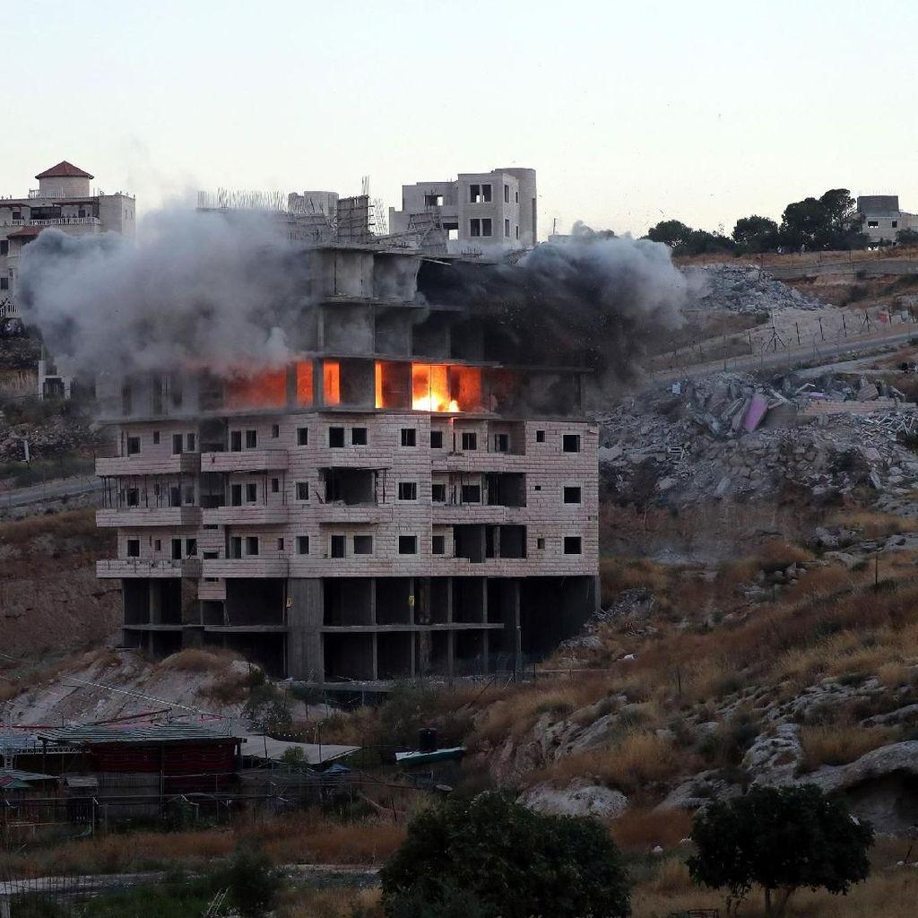 Uni Eropa Serukan Israel Hentikan Penghancuran Rumah Warga Palestina
