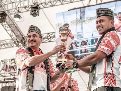 Buka IBT 2019, Menpar Ajak Petinju Dunia Keliling Labuan Bajo