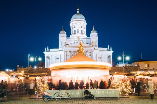 Tidak ada perubahan perihal posisi teratas dalam peringkat negara paling bahagia di dunia.Selama empat tahun, Finlandia jadi pemenang daftar tahunan yang dikeluarkan oleh The Gallup World Poll (Foto: dok Hogewey)