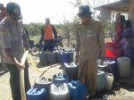 Tiga Kecamatan di Situbondo Kekeringan, BPBD Mulai Distribusikan Air Bersih