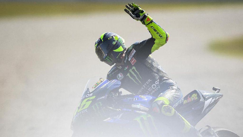 Bos Yamaha: Tanpa Rossi, MotoGP Tetap Jalan Terus