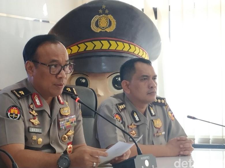 Polri: 5 Terduga Teroris di Riau Kelompok JAD