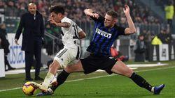 Skriniar: Juventus Bukan Laga Persahabatan