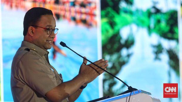Anies Baswedan memastikan Formula E akan digelar di Jakarta tahun depan.