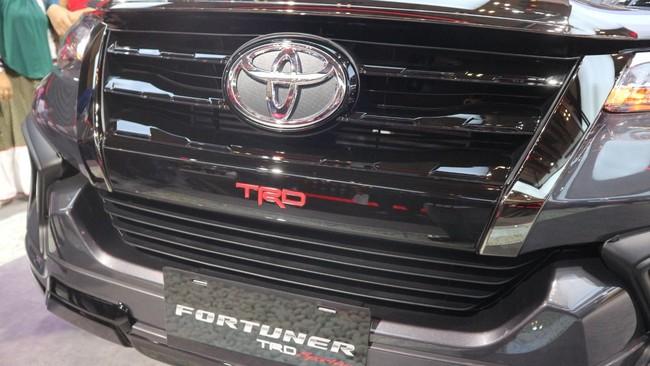 Deretan SUV Anyar di GIIAS 2019, dari Fortuner sampai Almaz